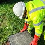 Wyre drainage employee
