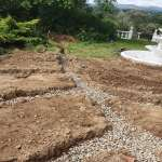 ground water and water feature installation