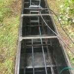 Sewage Treatment Plant installation by Wyre Drainage