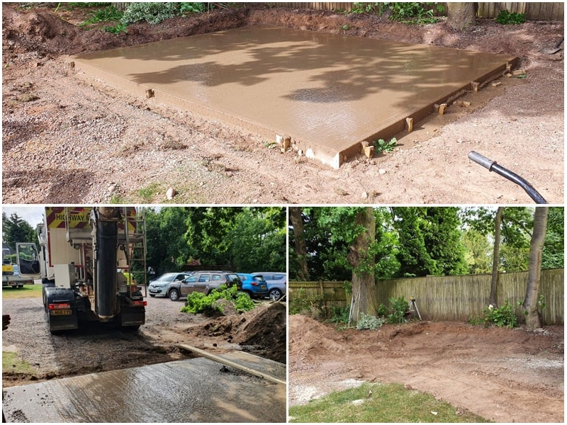 Groundworks by Wyre Drainage