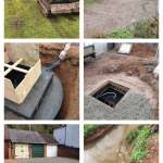 Completed works by Wyre drainage