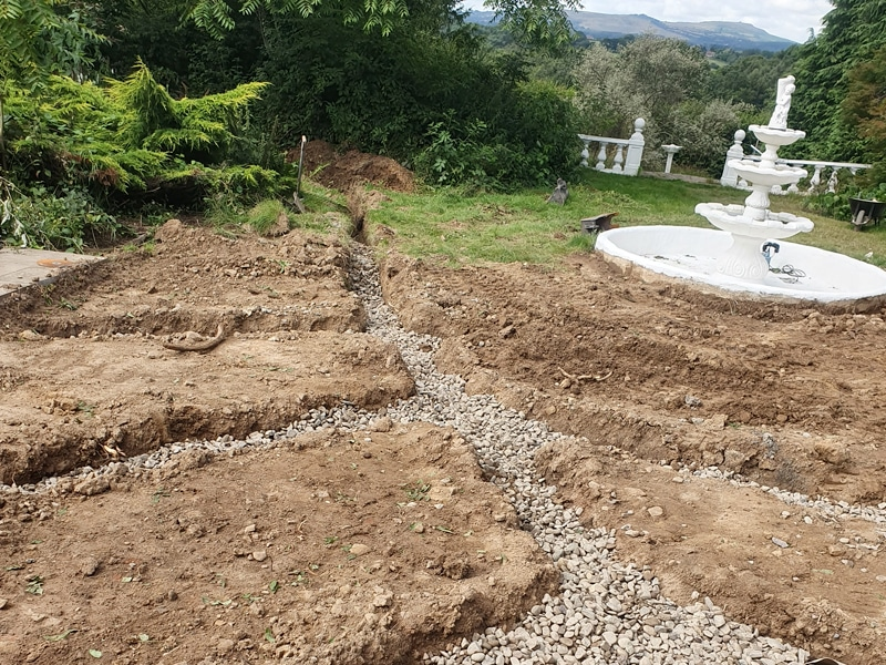 Drainage Installation by Wyre Drainage