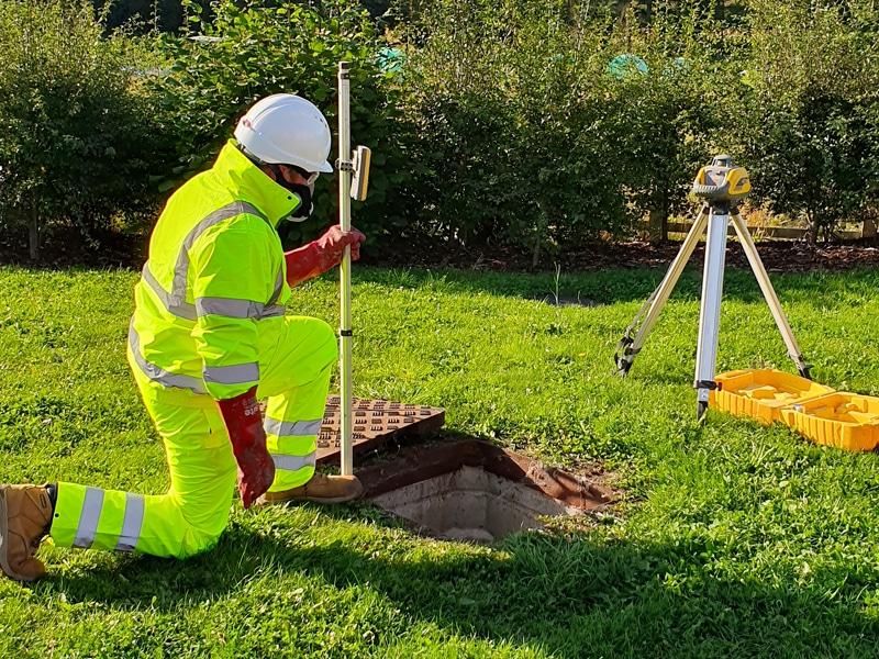 Wyre Drainage Surveys